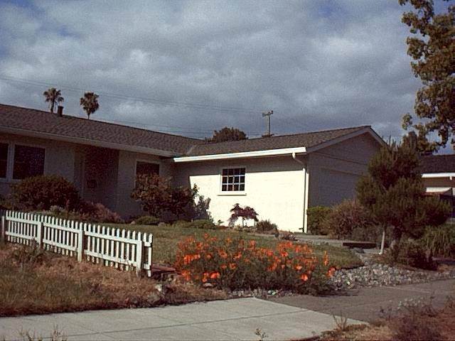 Image or picture of house in Silicon Valley